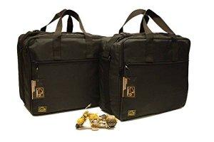 m4b Promotion: BMW R1200GS-LC (K51) à partir de 2014 ( R1200 GS LC ): Poches intérieures / sacs intérieurs pour valises latérales — per valigie in alluminio
