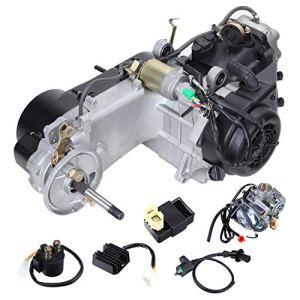 Samger Le moteur GY6 de 150cc refroidi par air partent du moteur de CVT de karts