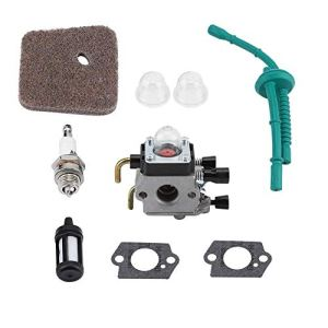 Set de Carburateur Pour STIHL FS55 FS55R FS55RC FS38 KM55 HL45 KM55R Filtre à Air Kit De Conduite De Carburant Kit De Bougie