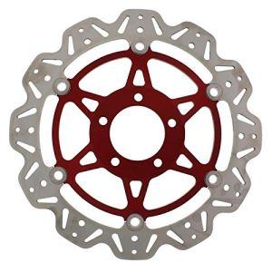 1x Disque de frein avant pour Suzuki GSX-R 60097–03EBC vr3058red