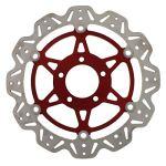 1x Disque de frein avant Suzuki GSX 140002–07EBC vr3058red