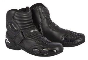 Alpinestars – Demi-bottes – S-MX 1.1 – Couleur : Black – Pointure : 48