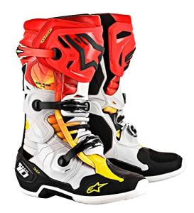 Alpinestars Tech 10 MX Boots 42 EU Indy Limited Edition