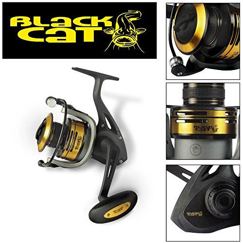 Black Cat Passion Pro FD Roulette de Frein Avant avec Support Taille Unique