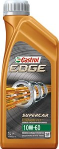 Castrol Huile Castrol EDGE 10W-60 1L Lubrifiants Accessoires Car Care