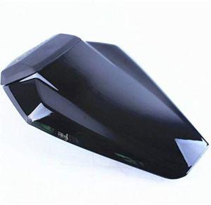 FIT for Kawasaki Ninja ZX10R 2016 2017 2018 Cowl Siège arrière Couverture Carénage en Plastique ABS (Color : Black)