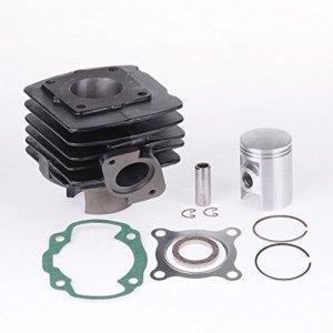 Kit cylindre DR KT00113 50cc AC, Cylindre en fonte grise pour Honda Bali 50 AF32   Honda SFX 50 AF37   Honda Sky 50 AF43   Honda SXR 50 AF37