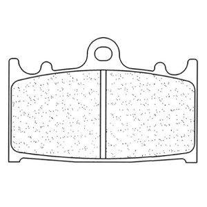 Plaquettes frein avant CL fritté BERINGER 4 Piston Caliper – Road/Raci