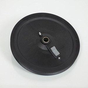 Poulie plateau de transmission RSM mobylette Peugeot 103 MVL D16mm Neuf