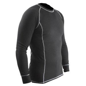 Roleff Racewear Sous-Vêtements Fonctionnels T-shirt, Noir, XL