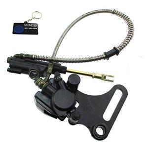 Stoneder arrière hydraulique Master Étrier de frein Assy pour chinois 50cc 70cc 90cc 110cc 125cc 140cc 150cc 160cc 180CC 190CC Pit Dirt bike
