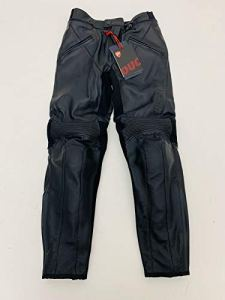 Lady Trousers 981041440 Pantalon en cuir pour femme compatible avec Ducati Company C3 Taille 40