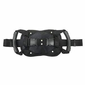 Sécurité Siège arrière moto ceinture passager Grip Grab antidérapante Sangle moto Retour Seat sécurité Accoudoirs Mount Accessoires