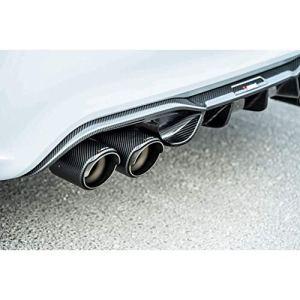 Akrapovic Slip on Evolution Titane BMW M2 Compétition