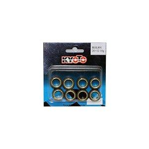 Galets de variateur type origine 20x12mm 10-0 G- (x8)