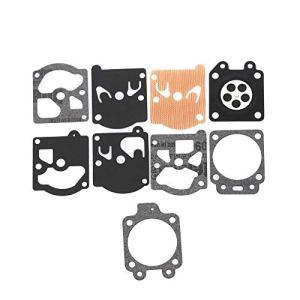 Muchen Kit de réparation d'aiguilles pour tronçonneuse WA/WT/Walbro Series K10/K20-WAT