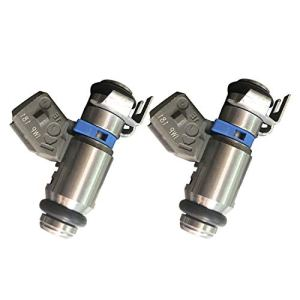 Notonmek Iwp1812 27706-07 / a 2 Pcs Injecteur de Carburant Fit Harley Davidson Roadster Xl 1200Cx Soixante-Douze Xl 1200V Superlow Xl 1200T Sportster Xl 883 Custom Xl 1200C Fer Xl