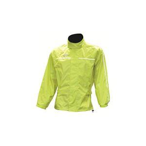 Oxford Veste de survêtement imperméable en fluorescence Taille S