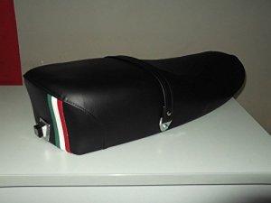 Selle Piaggio Vespa PX 125150Px 200lML 125150Star 2T-4T Italie tricolore