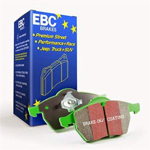 EBC Brakes DP71777 7000 Series Greenstuff SUV Supreme Compound Brake Pad by EBC Brakes