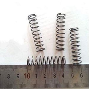 F-MINGNIAN-SPRING 10PCS Petit métal spiralé Ressorts de Compression, 1 mm Diamètre Fil * 8 mm Diamètre * Out (10-50) mm Longueur (Taille : 1x8x30mm)