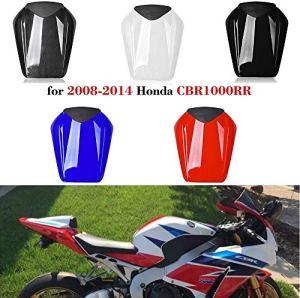 JIANXING Durable Moto CBR-1000RR Accessoires arrière Pélion Cowl Seat Cover Carénage for 2008-2014 H-o-n-d-Un CBR1000RR CBR 1000RR (Color : Blue)
