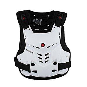 Jtoony Veste de Protection pour Moto Moto Racing Professional Équipement de Protection Équipement de Sport Sports de Plein air Vêtement Tout-Terrain incassable Armure Veste Armure Moto