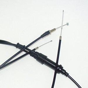 Câble d'accélérateur complet Piaggio Fly 50zapc441–2temps 04–07