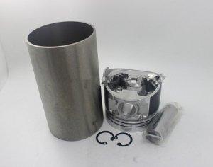 GOWE Kit de revêtement de pièces de moteur pour nouveau 3TNV76 Kit de revêtement de pièces de moteur; Piston de cylindre avec anneau de piston et doublure de cylindre pour moteur diesel Yanmar