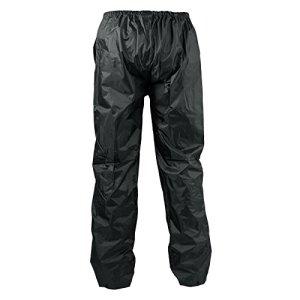 Pantalon 100% Impermeable Motard Moto Unisex Protection Pluie noir S