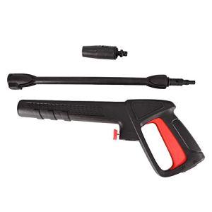 Pistolet de laveuse à pression, pistolet à eau haute pression 16Mpa pistolet à eau de nettoyage à pince jet d'eau pour Bosch AQT Black & Decker