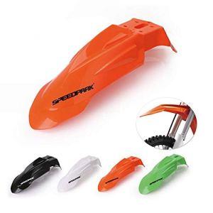 Plastique ABS Universel Boue Avant Moto Avant Pour Fender Pour KTM/Honda/Yamaha/Kawasaki/Suzuki