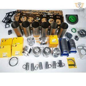 Pour Caterpillar C7.1 Piston + bague cylindres liner kit joint complet roulement moteur