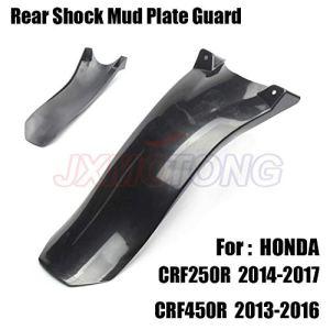 Protection de boue arrière pour moto cross CRF 250R CRF250R 2014-2017 CRF 450R CRF450R 2013-2016