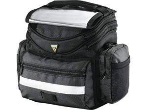 Topeak TourGuide Handlebar Bag Sacoche Adulte Unisexe, Noir, Taille Unique
