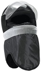 Tucano Urbano 717i Water Resistant Throat Collar–Water resistant Throat Collar, noir, unique taille