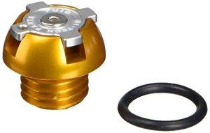 CNC Bouchon d'huile moteur Puig Yamaha MT-09 13-15 or