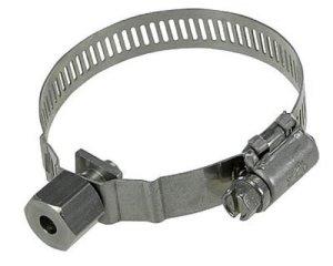 Collier de serrage F. EGT Capteur STAGE6collecteur