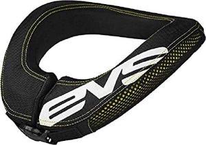 EVS Race Collar R2 Black YOS