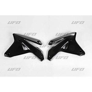 Ouïes radiateur UFO noir SUZUKI 450 RMZ 2007
