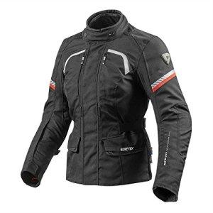 REV'IT Neptune GTX Ladies Jacket – 46, Noir