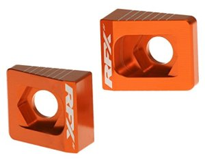 RFX Fxab 50100 99or Axle blocs, Orange
