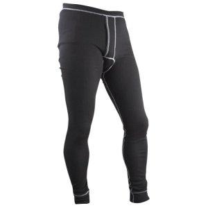 Roleff Racewear Sous-Vêtements Fonctionnels Pantalon, Noir, M