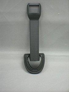 Spada MX Bottes–Strap Kit–Long Noir Taille unique