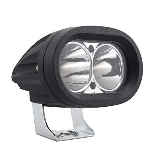 XIAOFANG 1PCS Spotlight Chariot élévateur Frontal Attention Lampe de sécurité de Travail Spot Light Offroad Race Lampe de sécurité Chariot élévateur Indicateur étanche