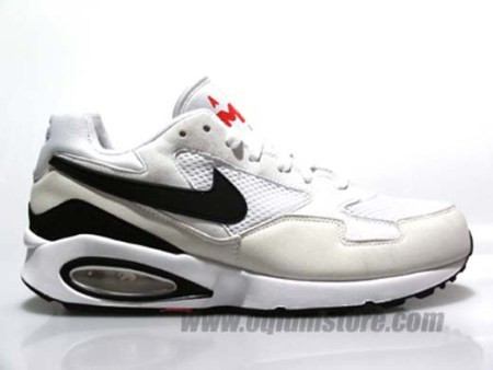 Nike Air Max ST - Black / White Colorways - May 2009
