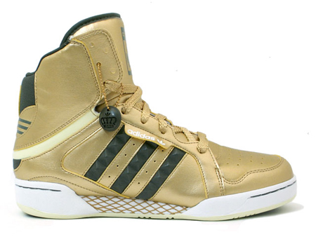 Adidas New Parkice Mid Women's – Gold / Olive