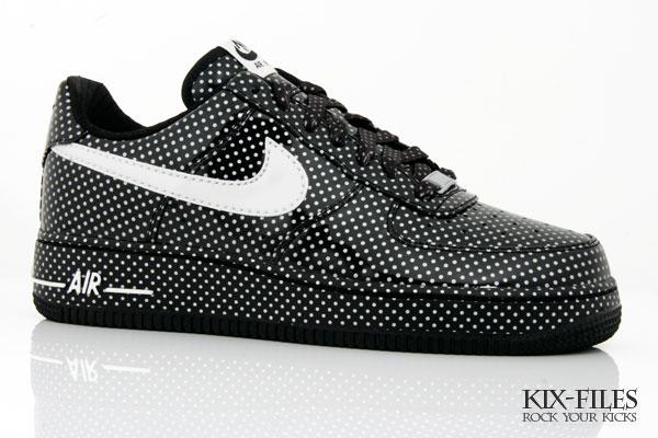 Nike Air Force 1 Premium - Polka Dot