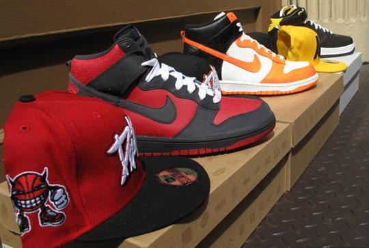 Nike Destroyer Pack 2009