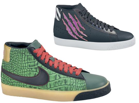 Nike Blazer Mid - Godzilla Pack